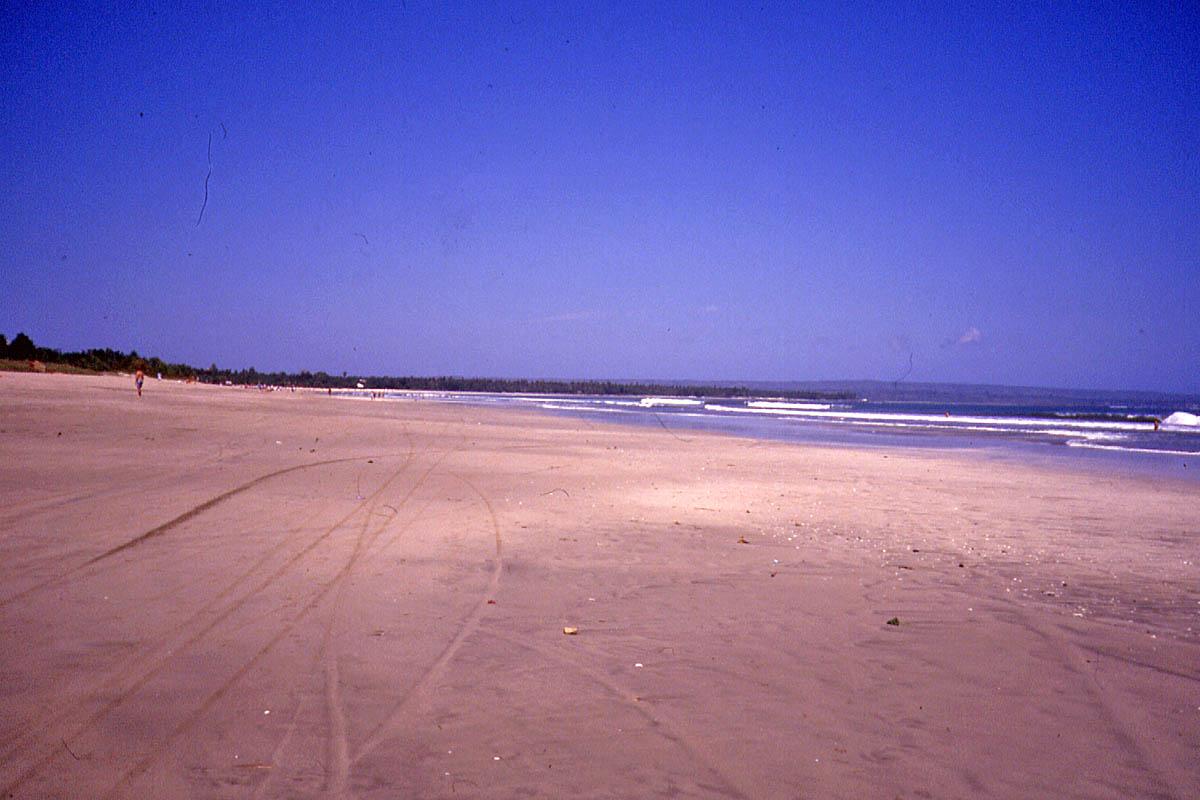 Kuta beach 1988