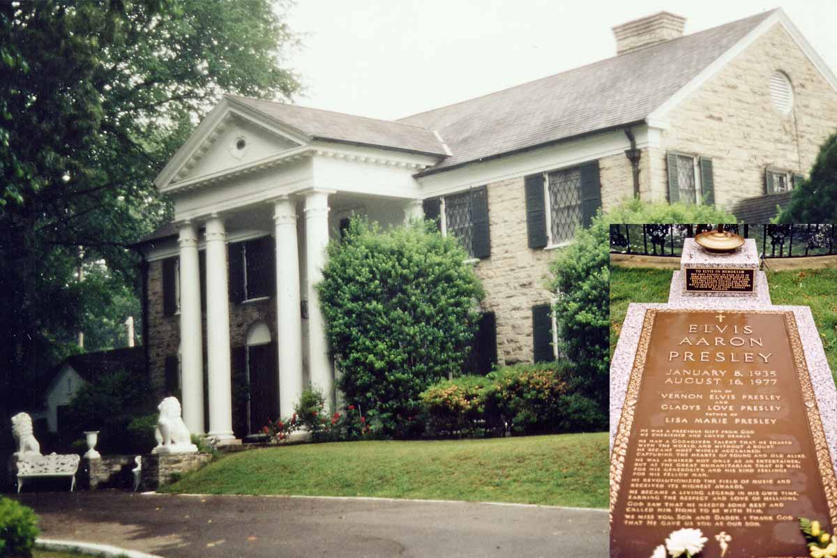 Memphis, Elvis Presleys Graceland
