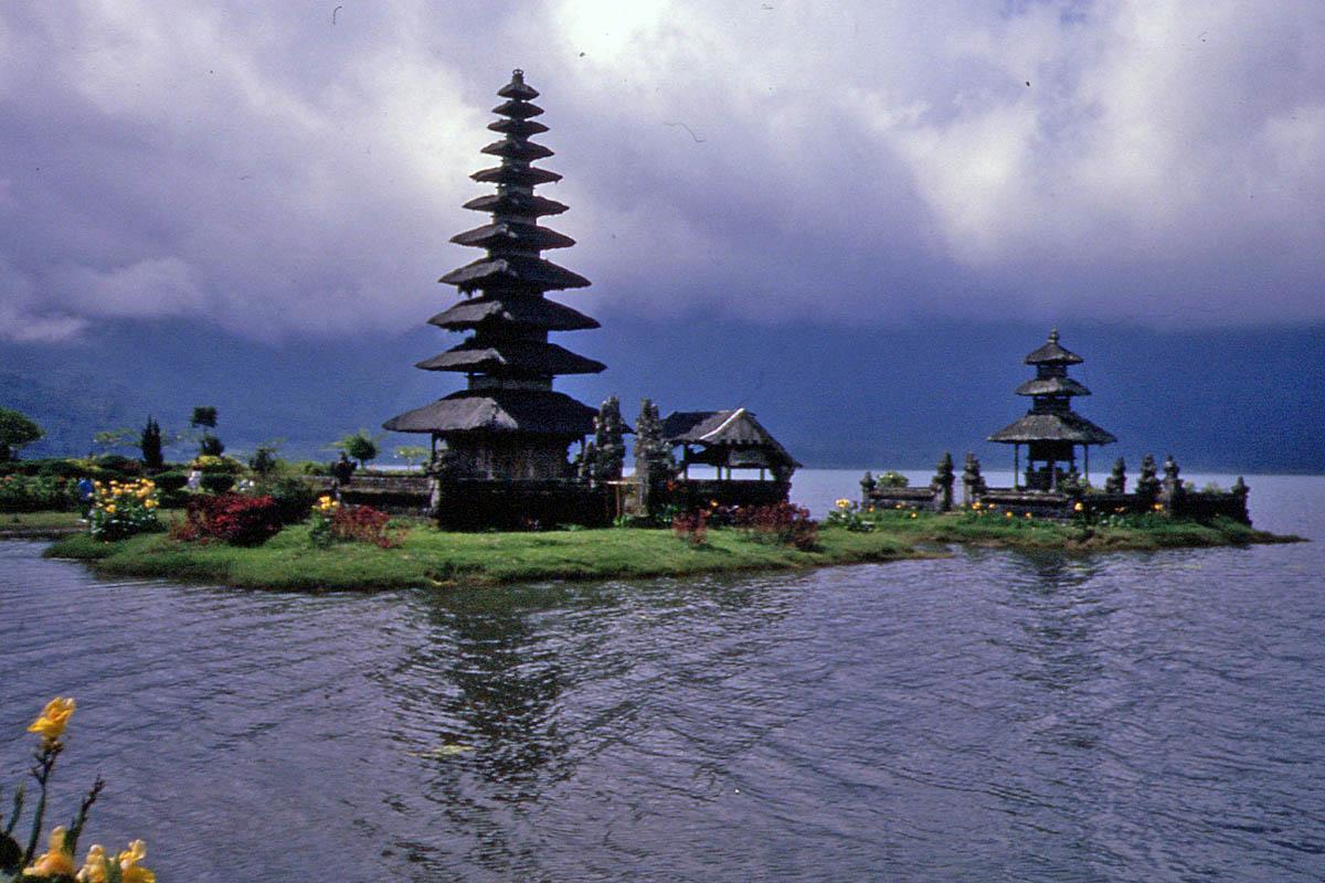 Temple Pura Ulun Danu Bratan Bali