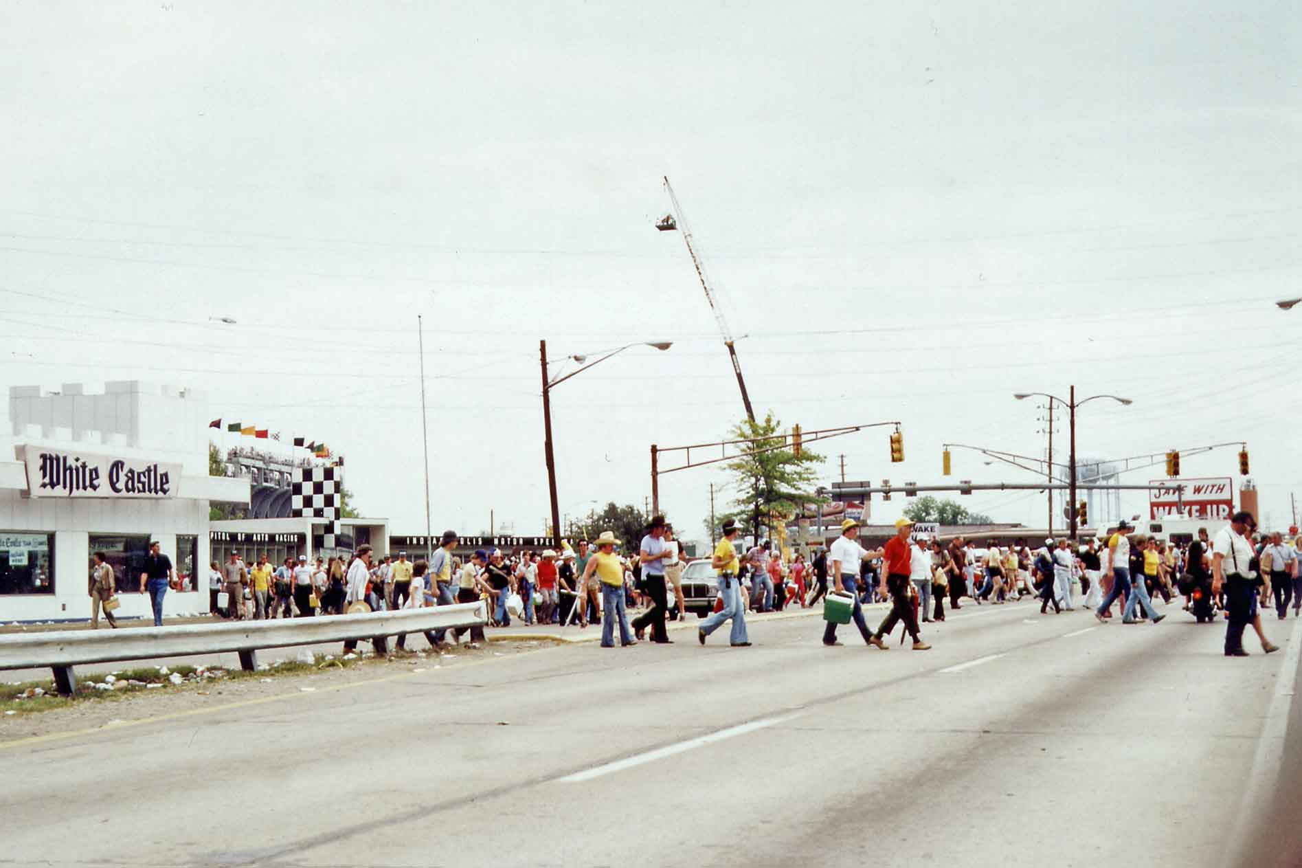 Race in Indianapolis 1982