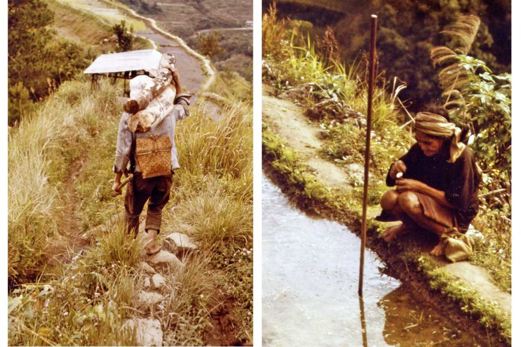 Natives around Bontoc