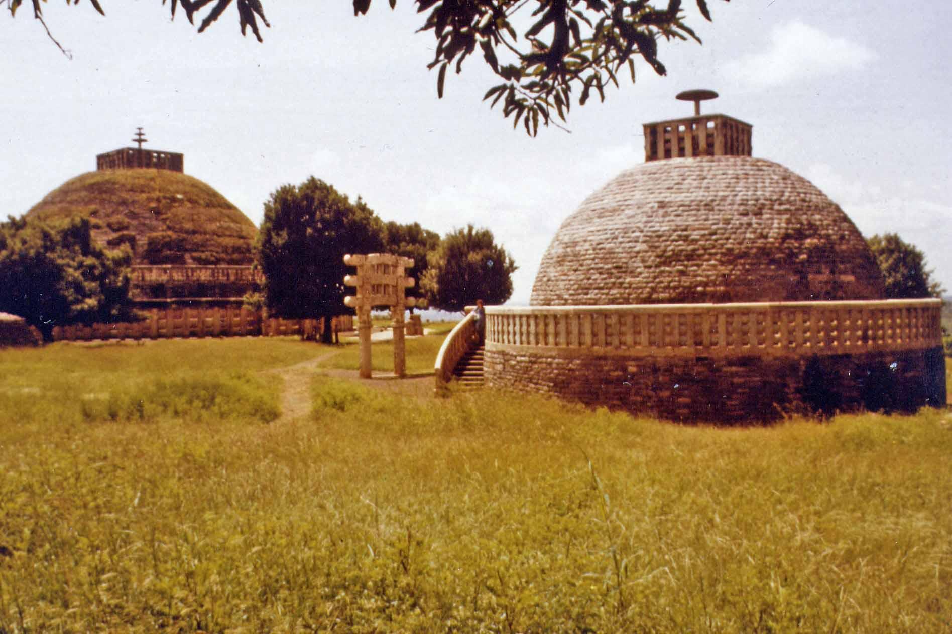 Stupas in Bhopal