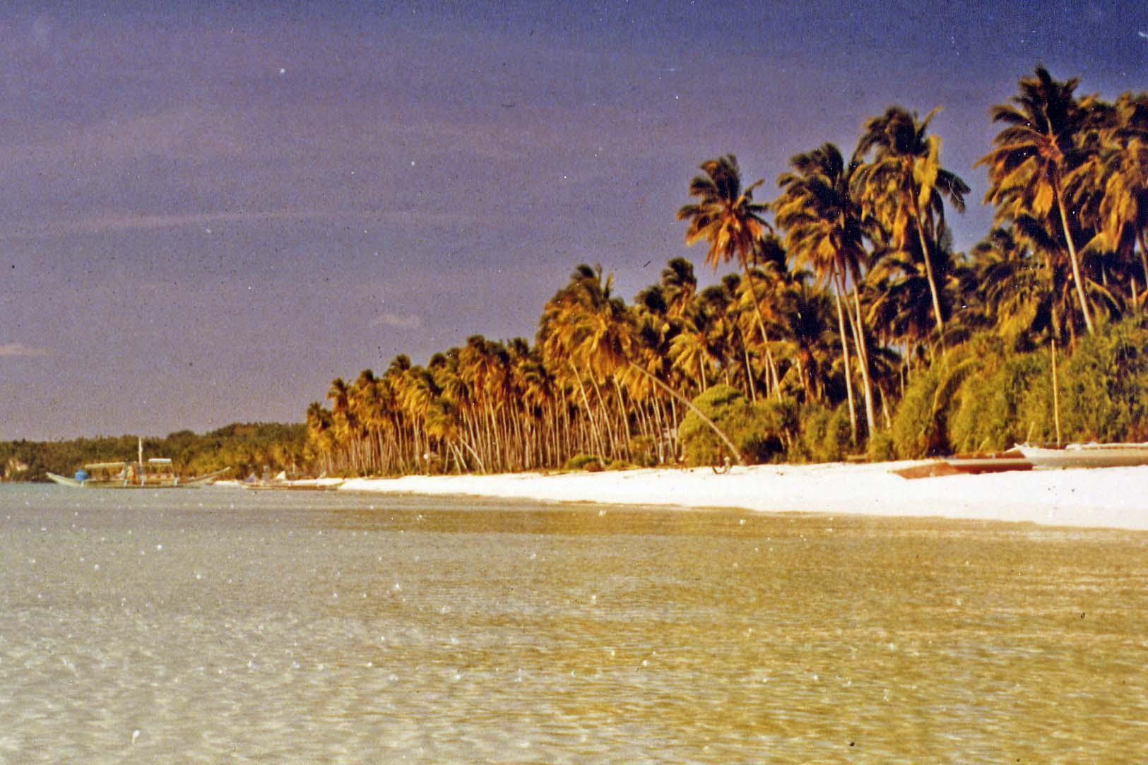 Boracay Beach 1984