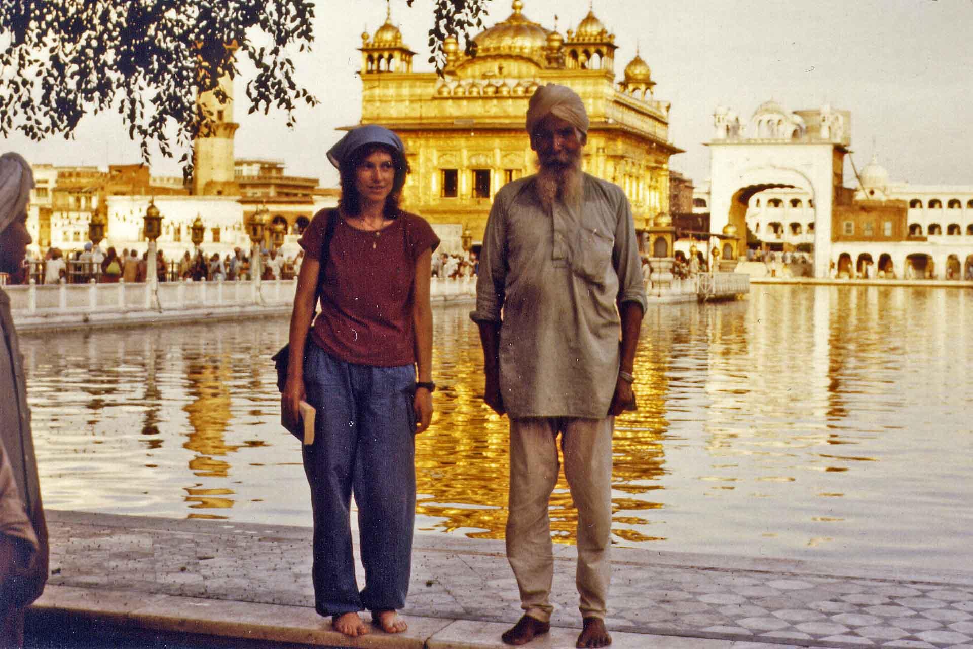 Amritsar Golden Temple 1983