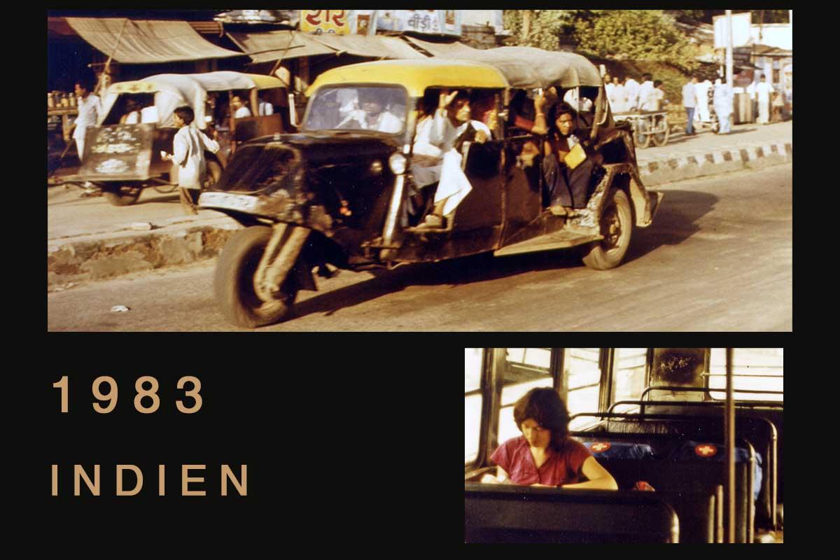 India Travel 1981