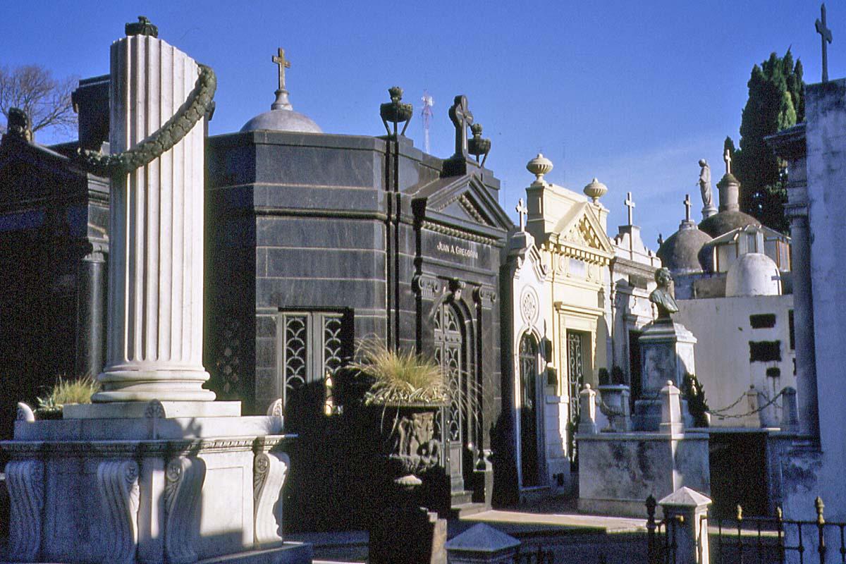 Buones Aires Recoleta
