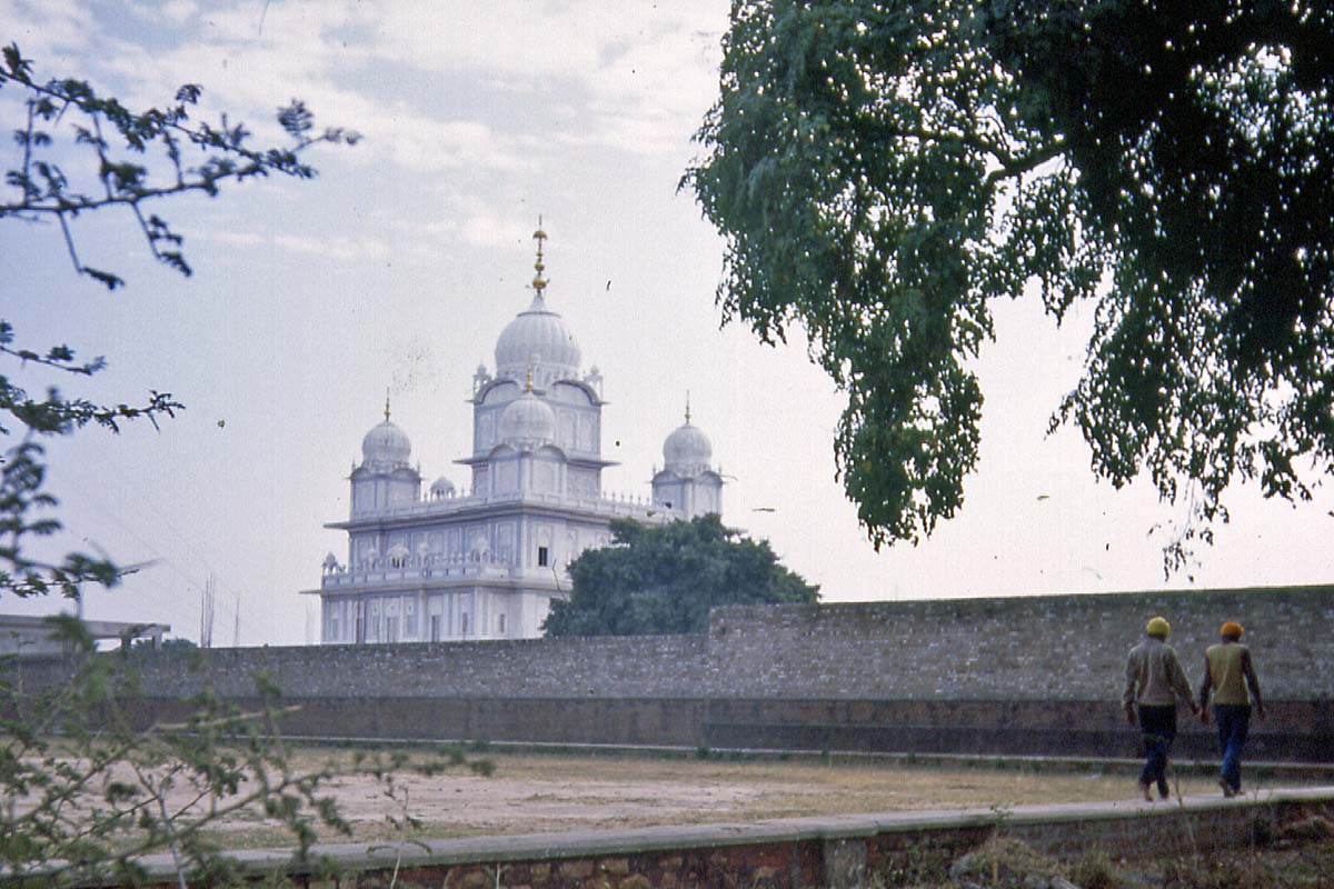 Sikh temple in jodhpur