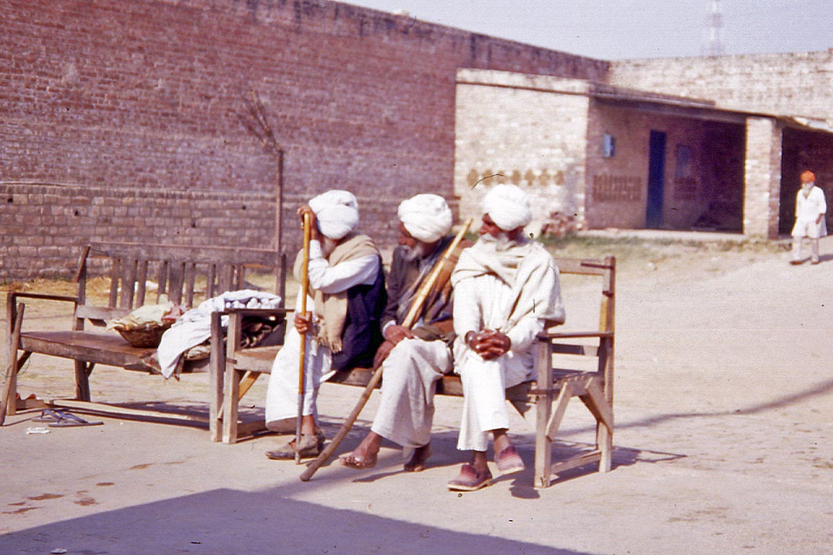sikhs in jodpur india