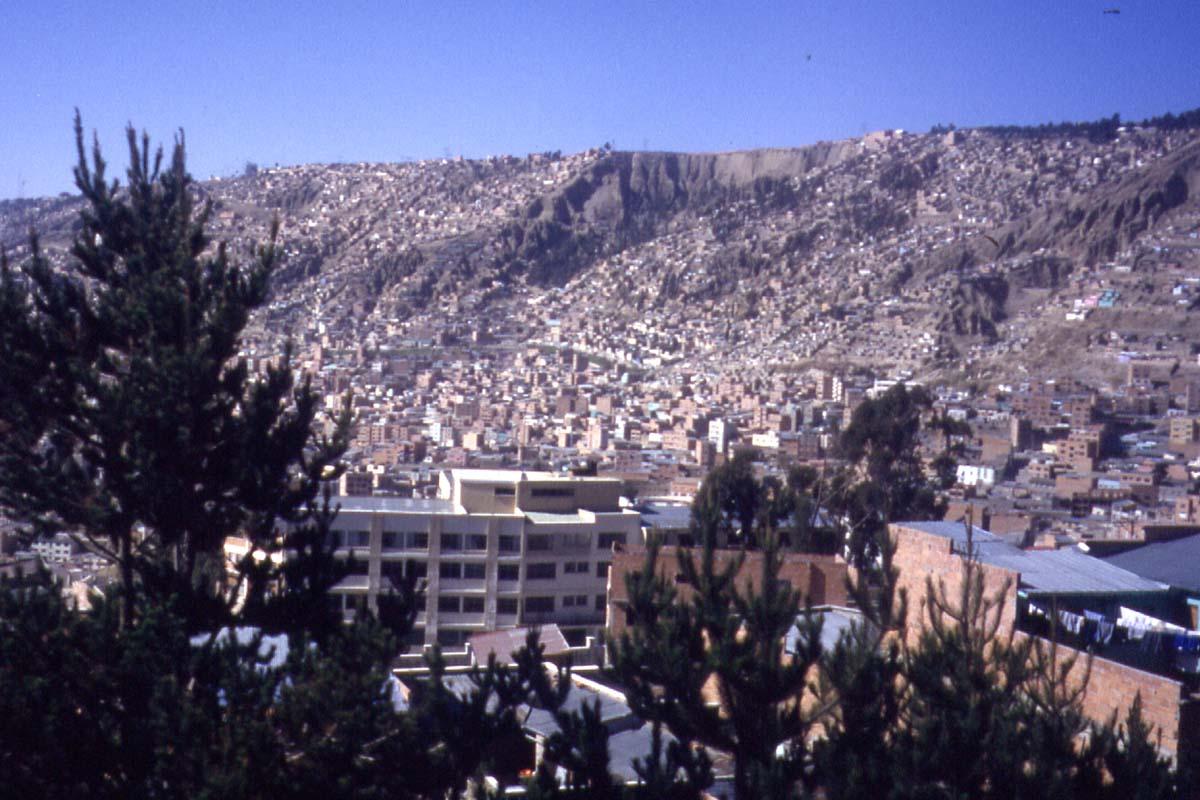 La Paz Peru