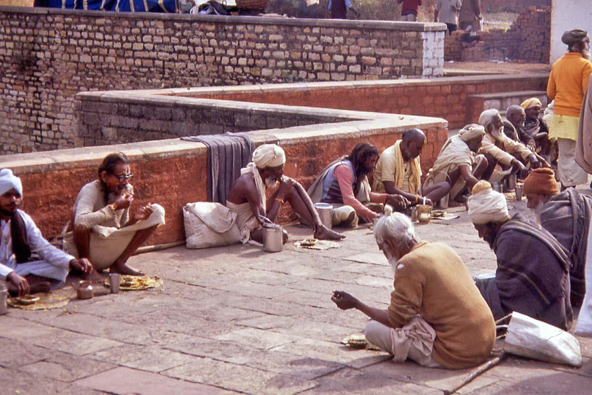 Sadhus in jodhpur