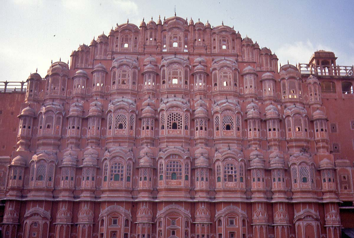 palace of the wind Jaipur