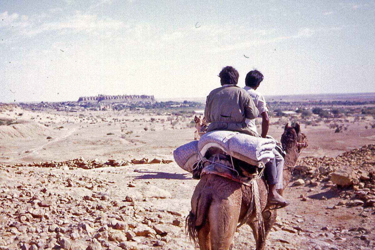 desert thar india