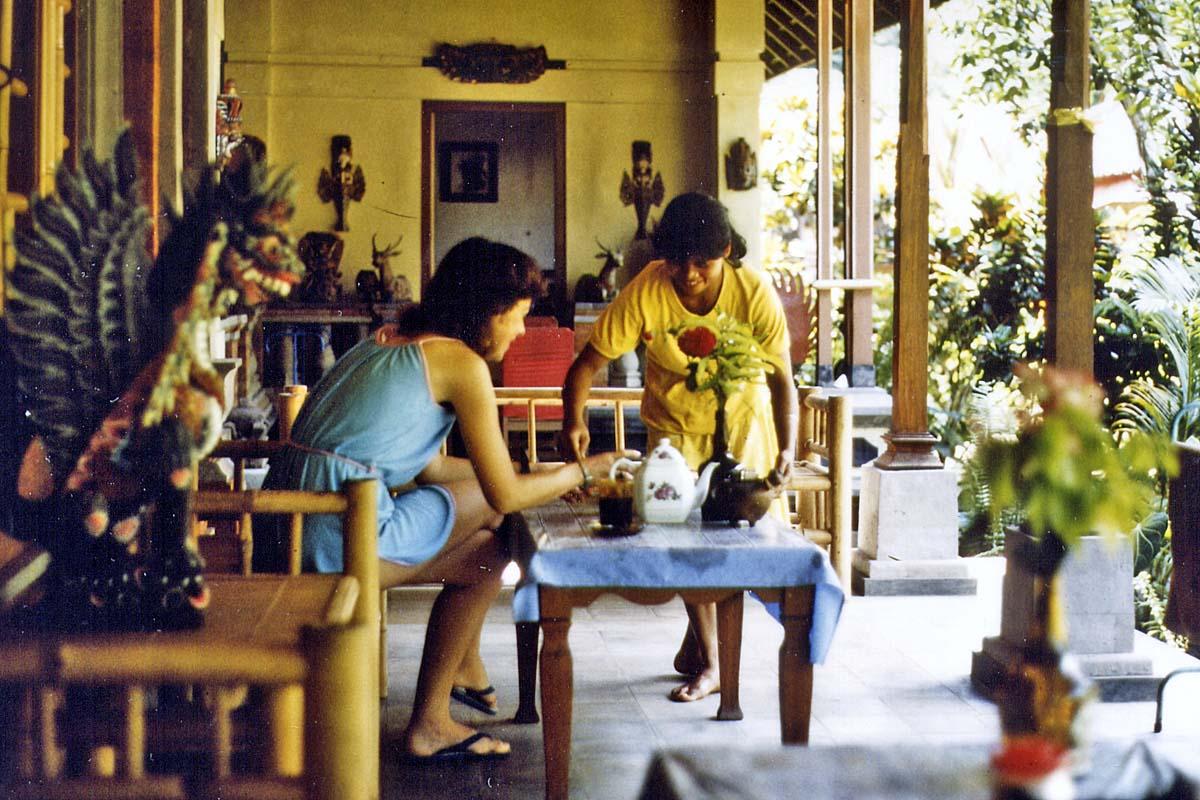 Losmen on Bali 1984