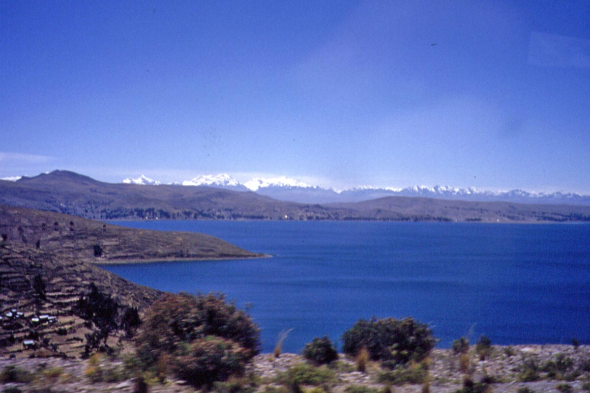 Isle del Sol in Peru