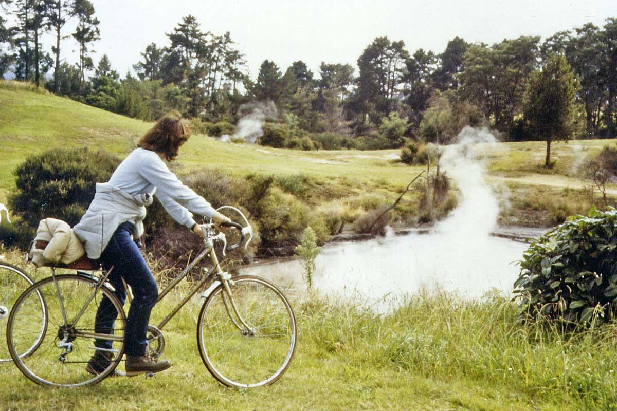 Rotorua by bike