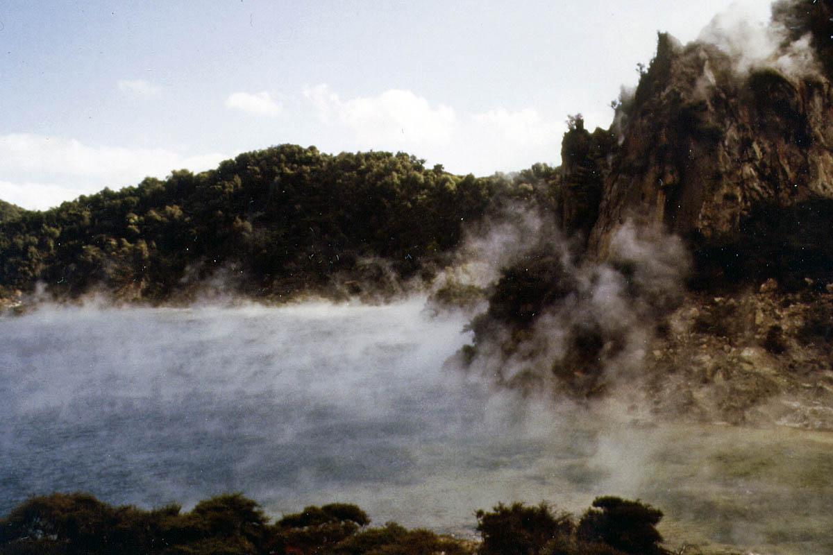 Hot sea Rotorua