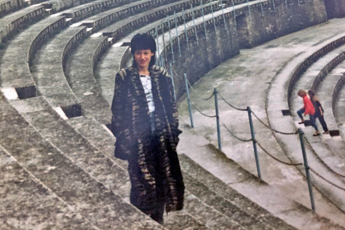 amphitheater arles france