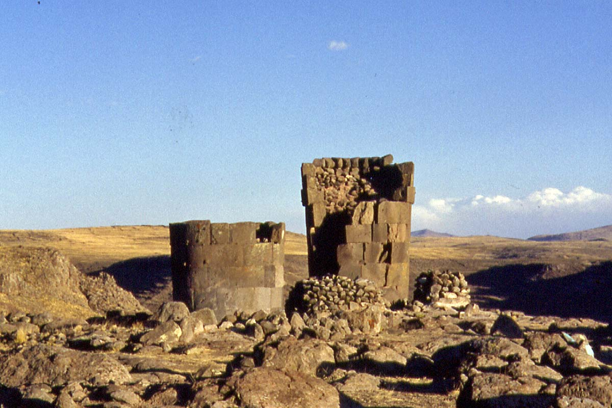 Towers of Sillustani