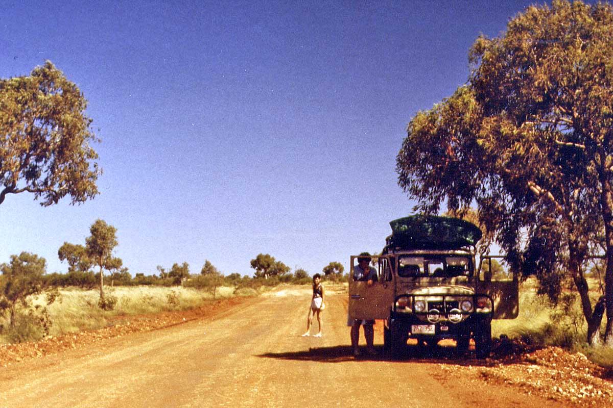 Australia 4x4 outback