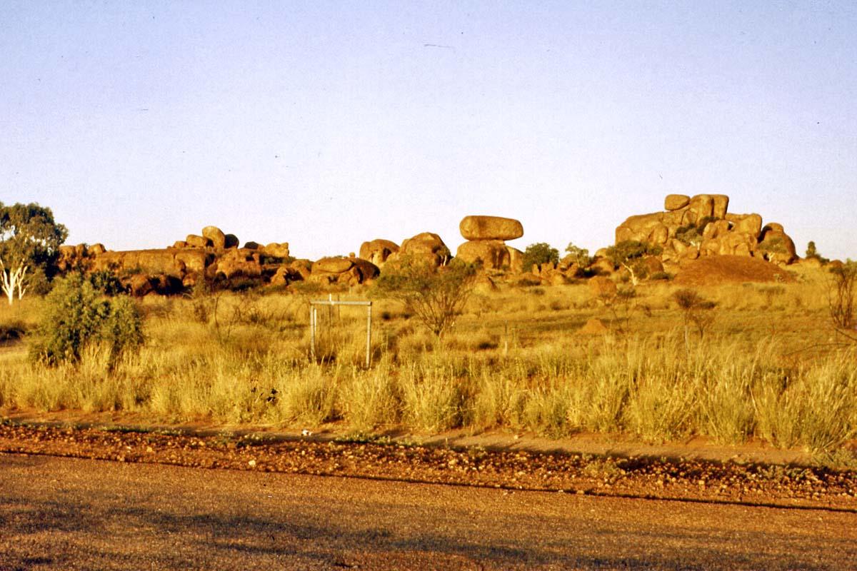 Devil's Marbles Australia