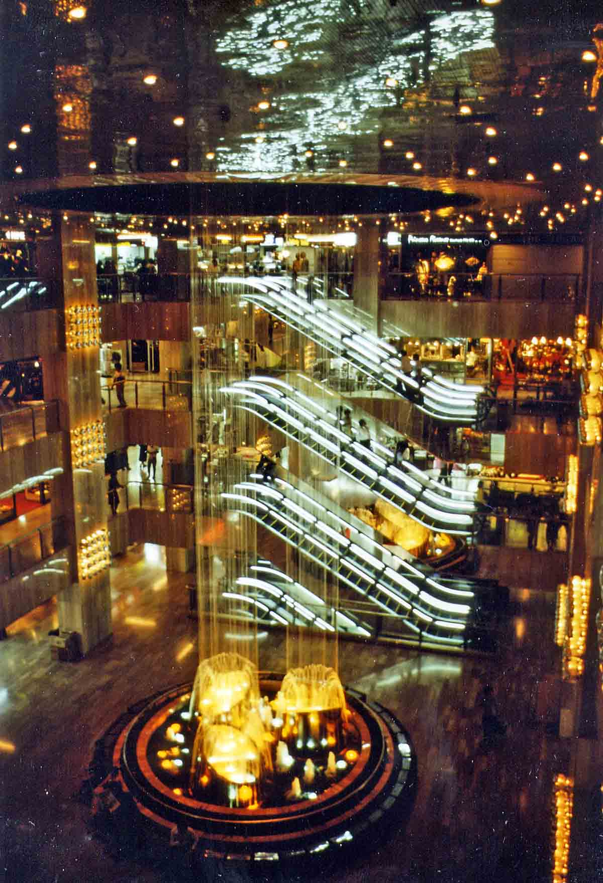 shopping center in Singapore