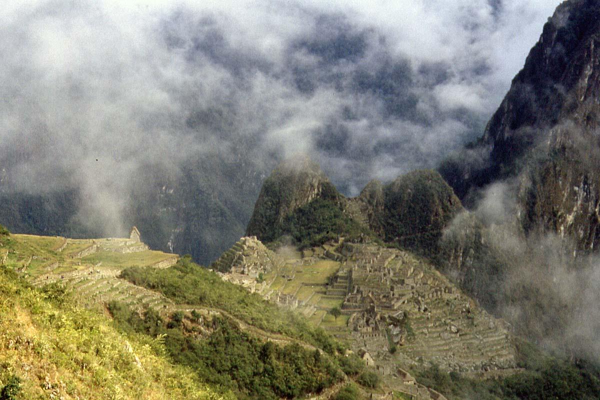 Maccu Picchu Peru
