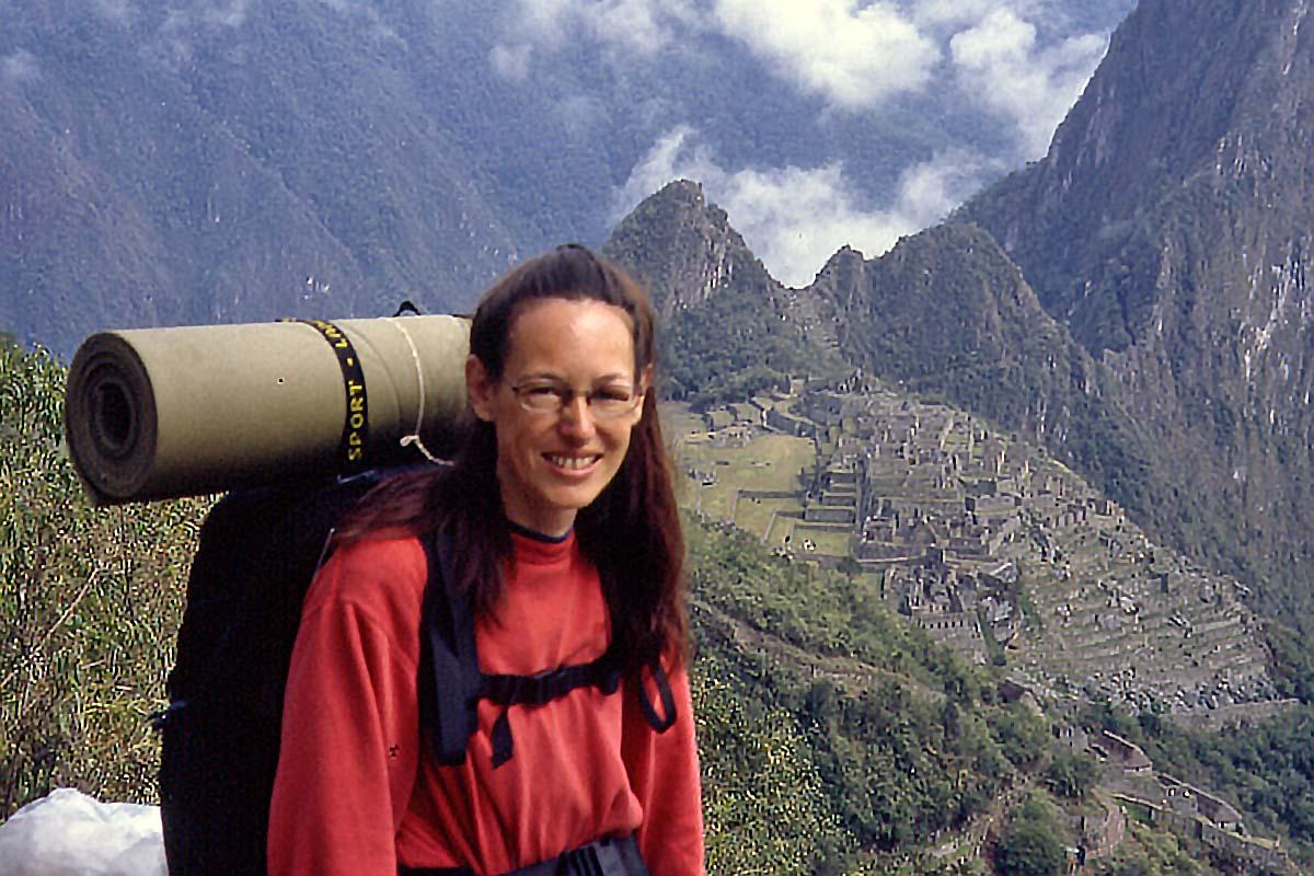 Trail to Maccu Picchu Peru