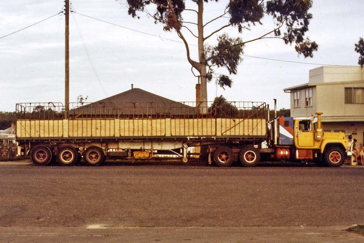Australien roadtrain