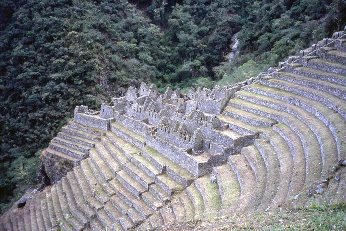 Inka monument