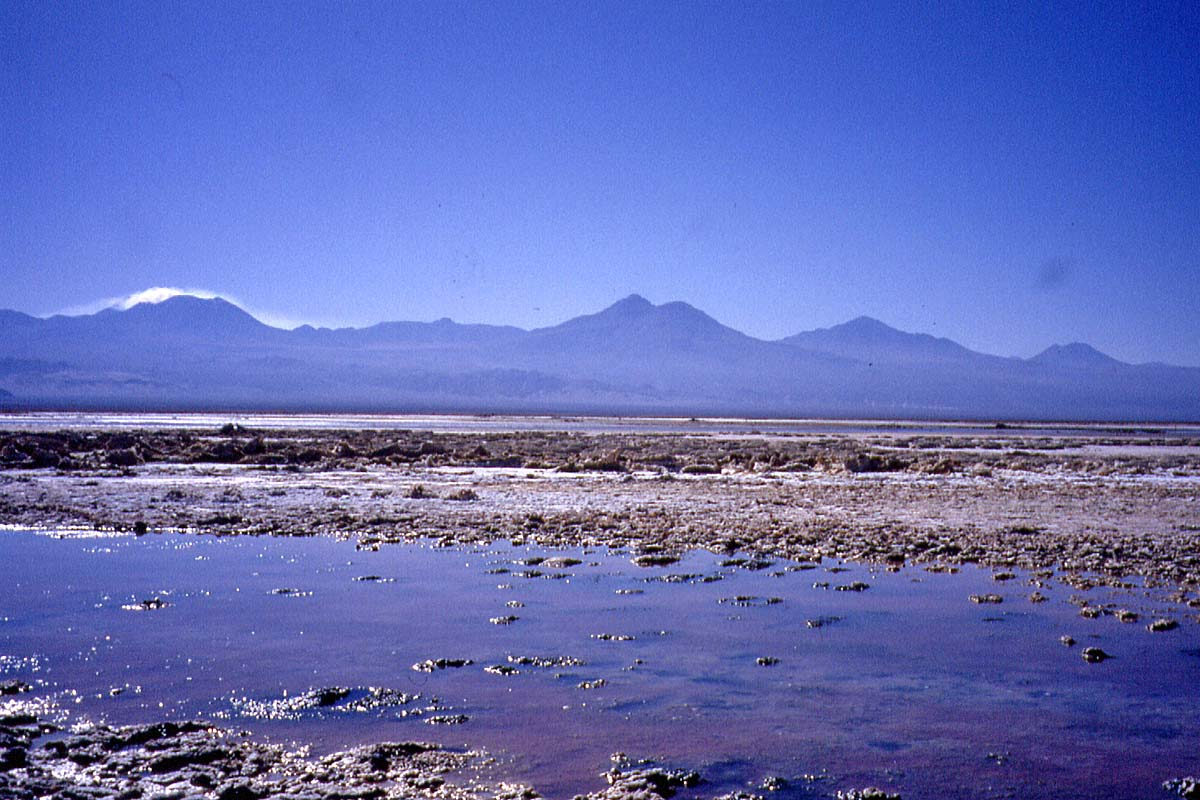 Chile, Geysers Tatio in Atacama