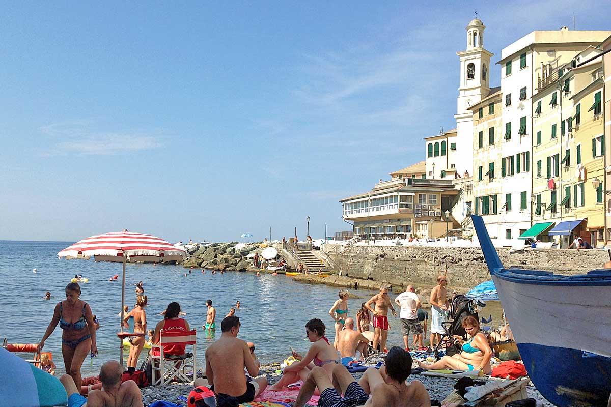 Beach Capo di S. Chiara