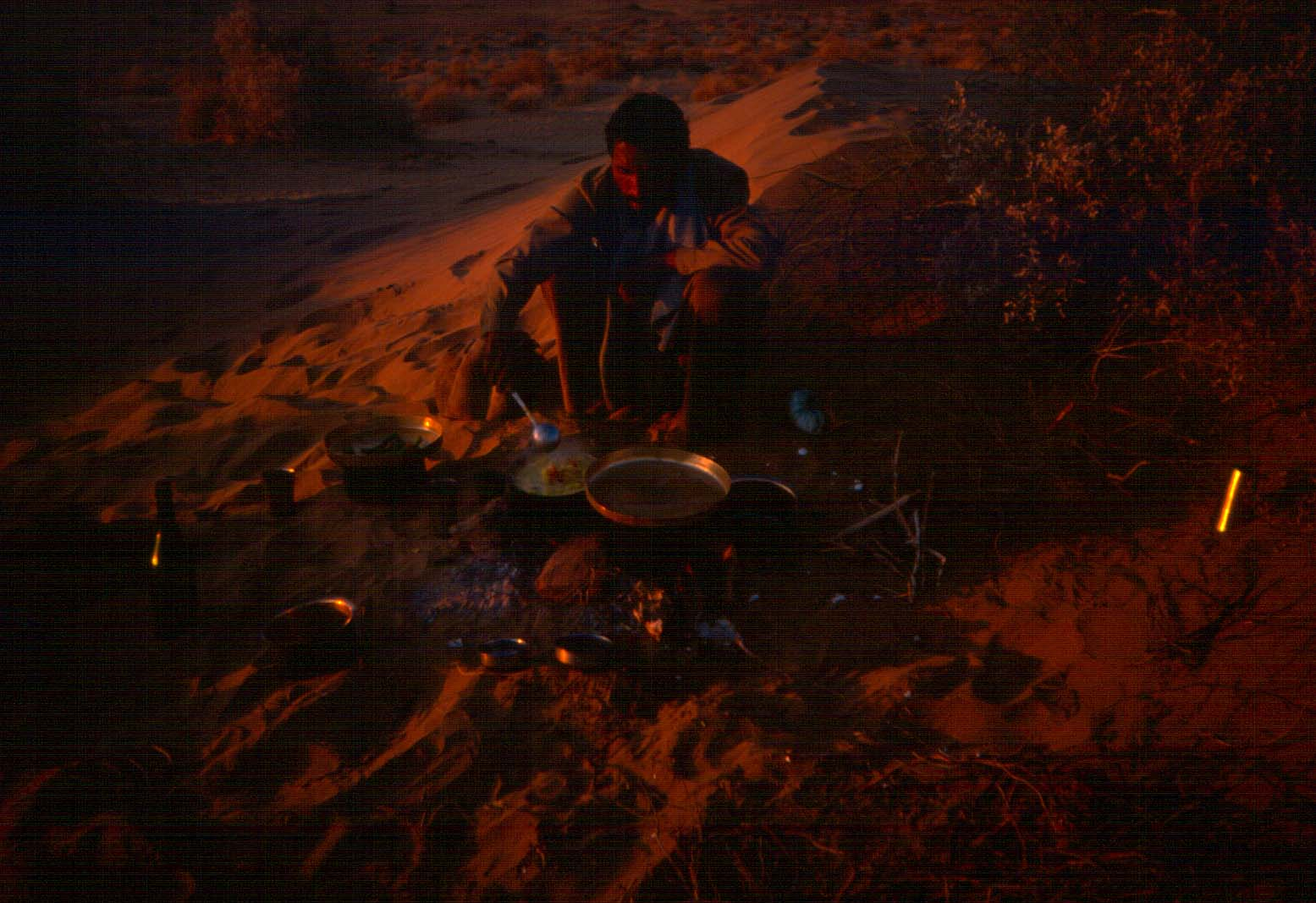 Desert Thar in India