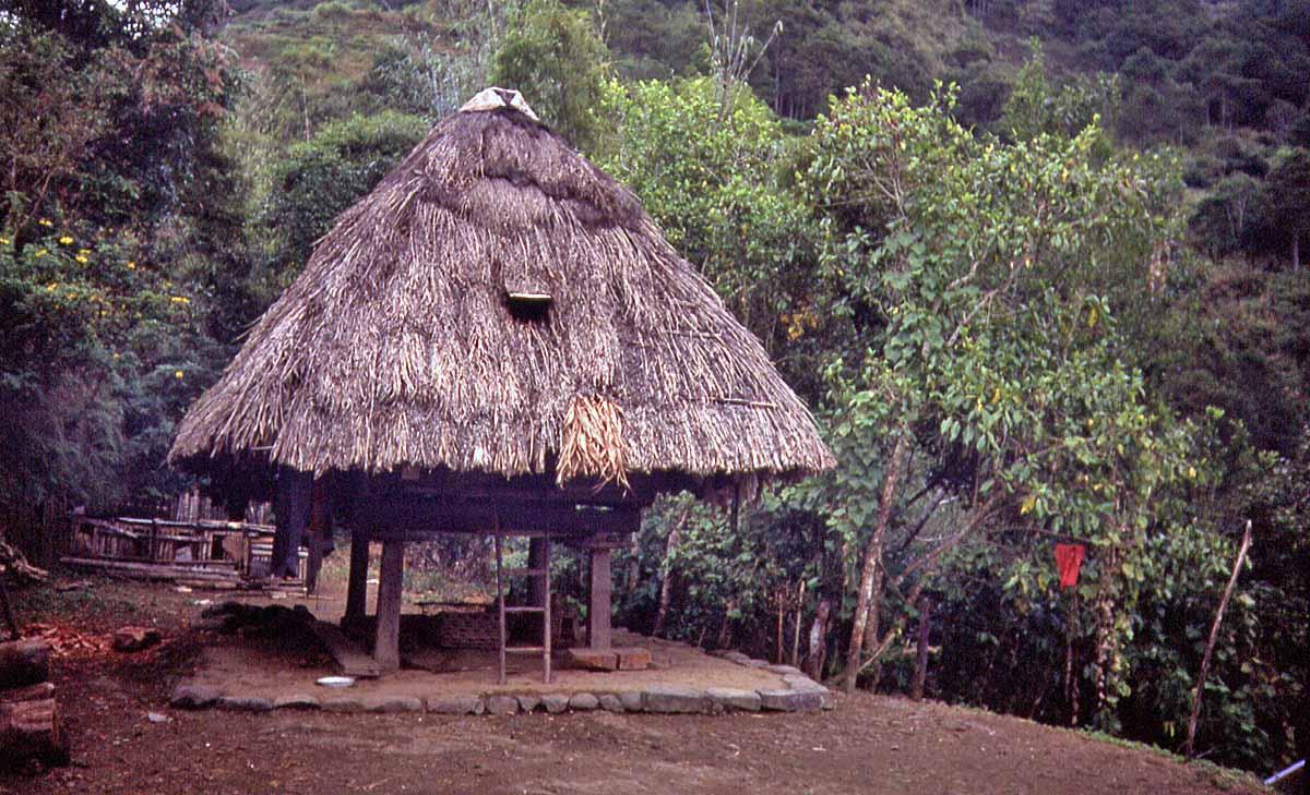 ifugao house Banaue