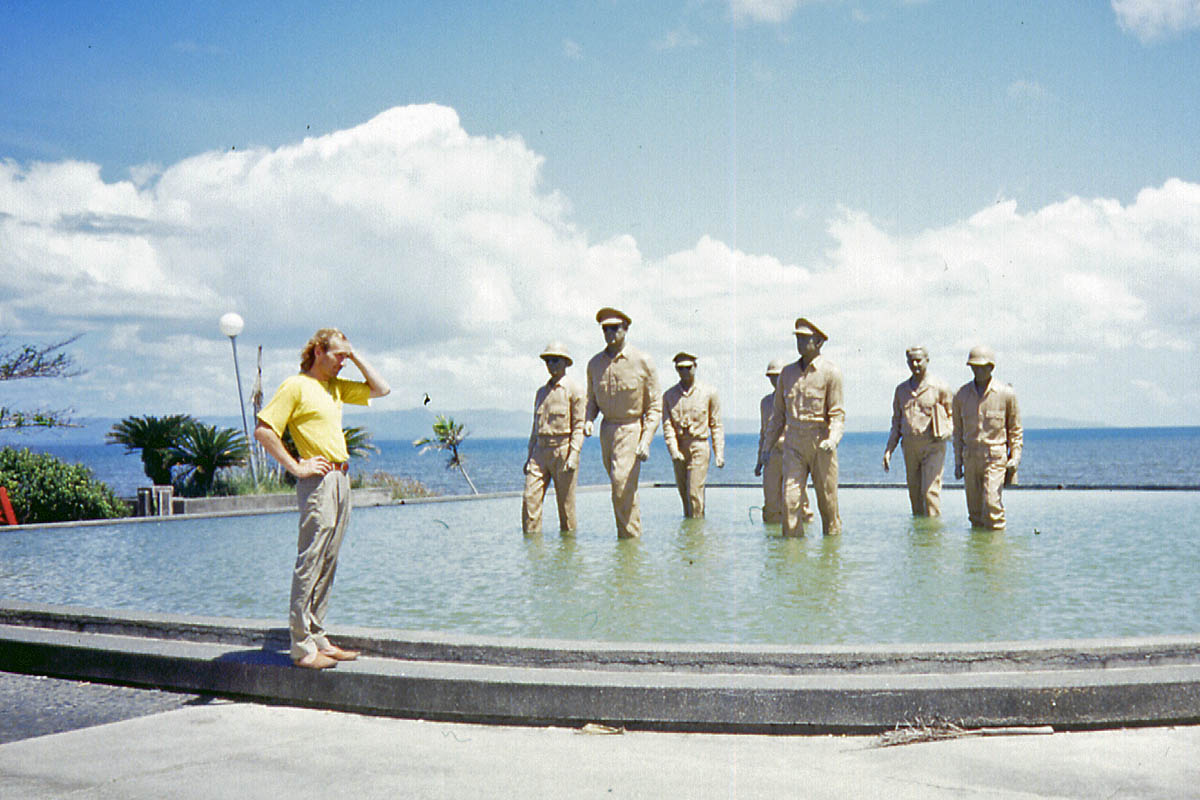tacloban memorial second world war