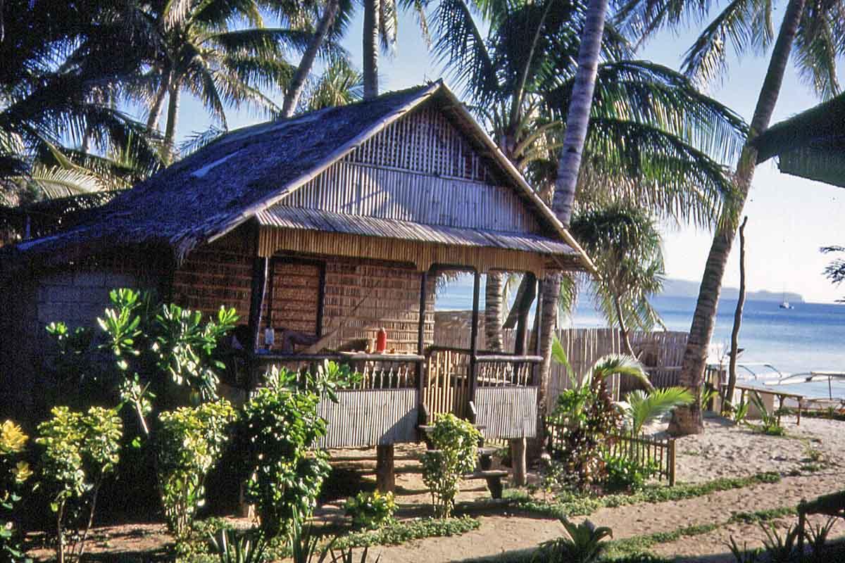 old boracay bungalow