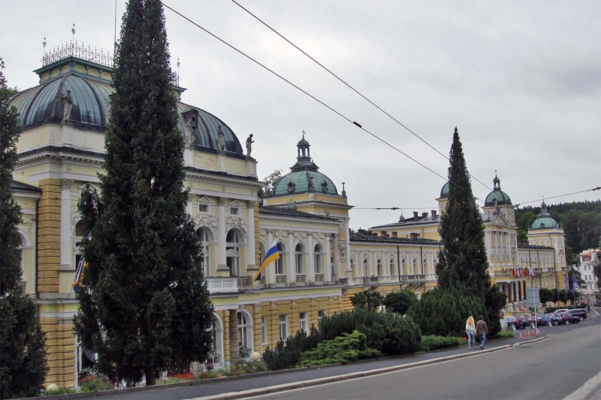marienbad czecholsavakia hotel