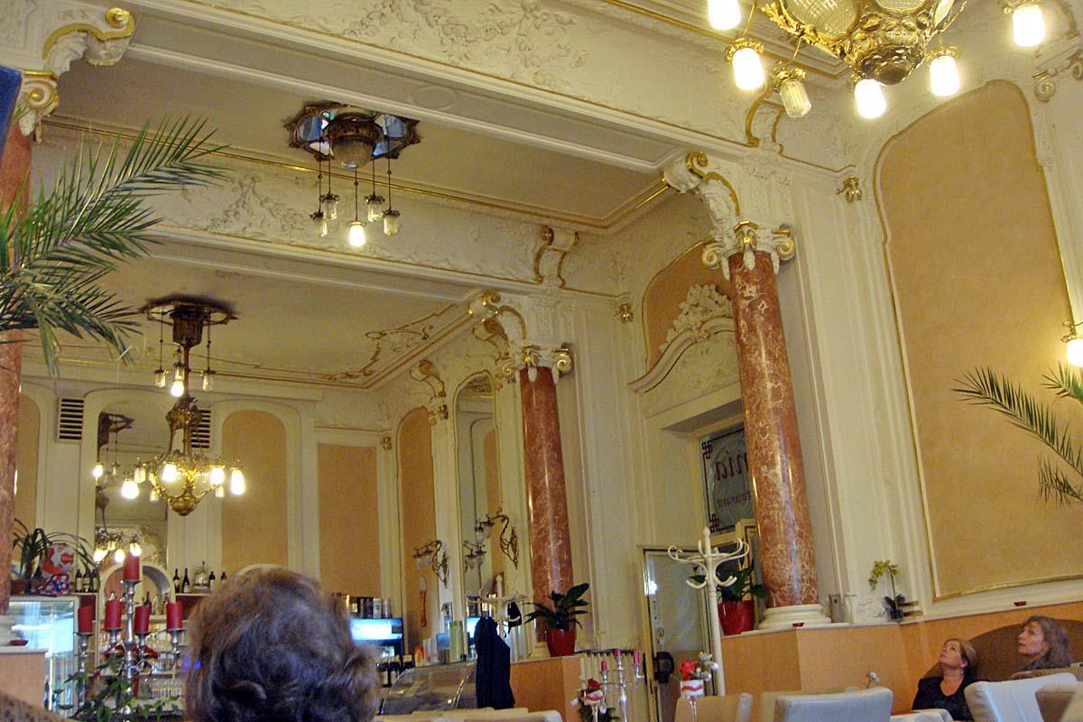 kaffeehaus marienbad czecholsavakia