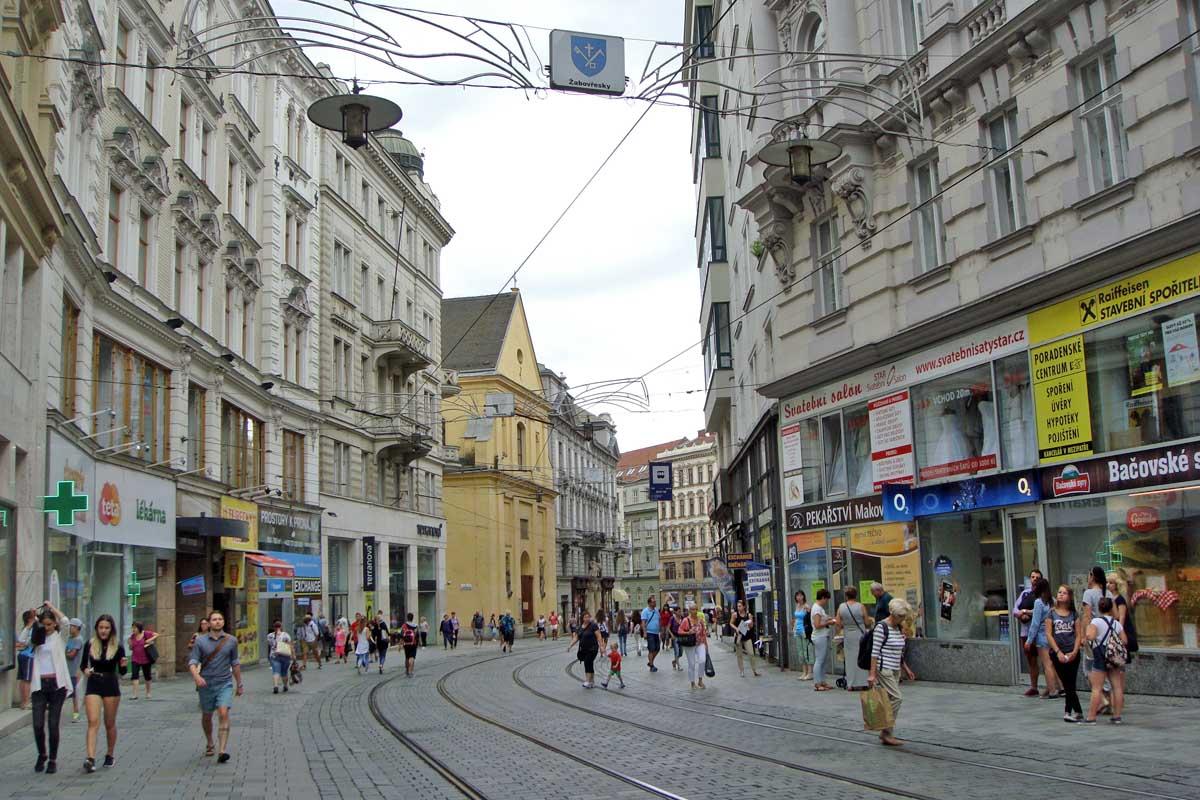Brünn Brno czecholsavakia