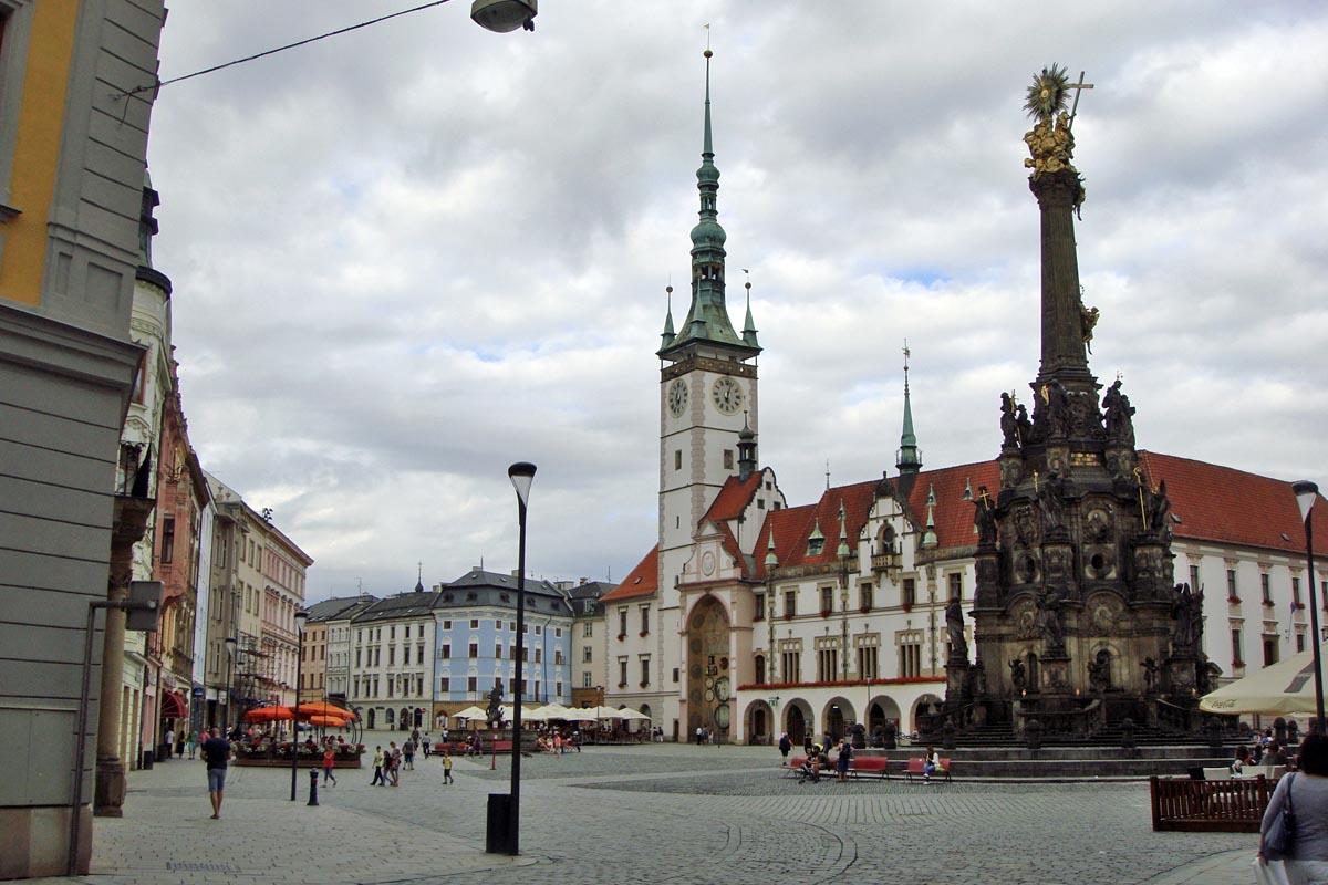 czechoslovakia olomouc olmütz