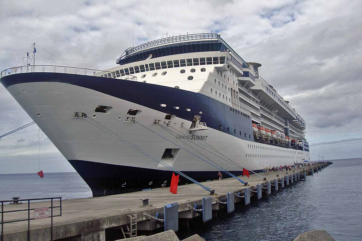 cruise celebrity summit