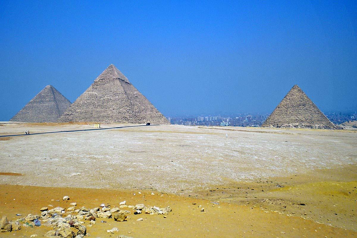 pyramids kairo, gizeh