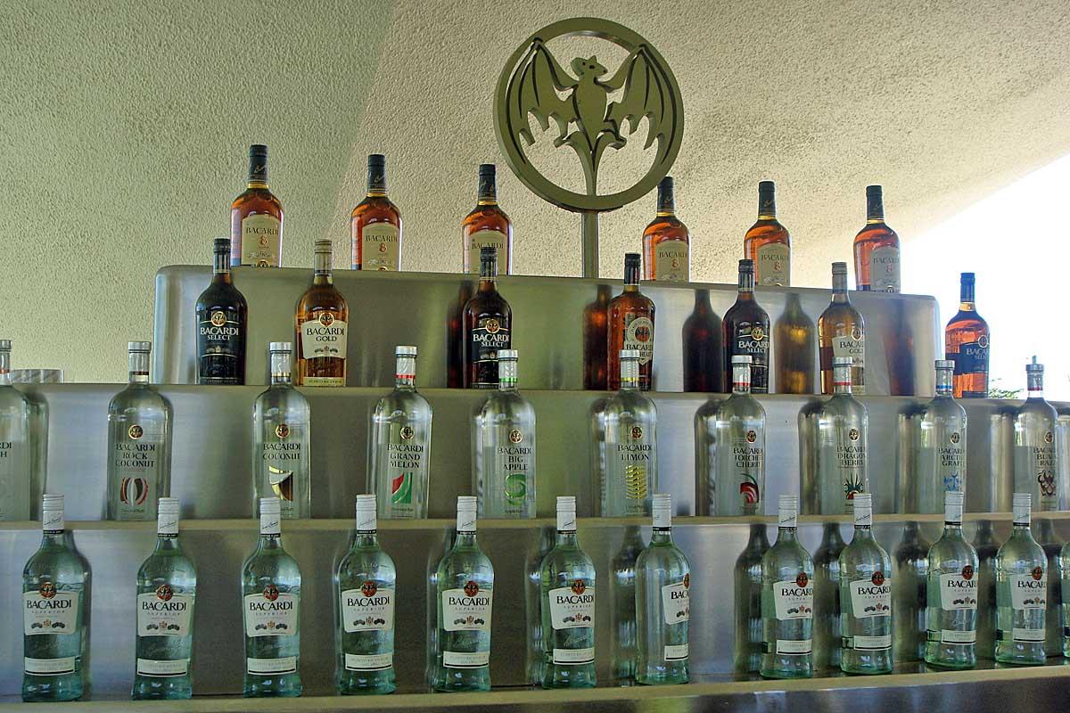 puerto rico san juan, bacardi distillery