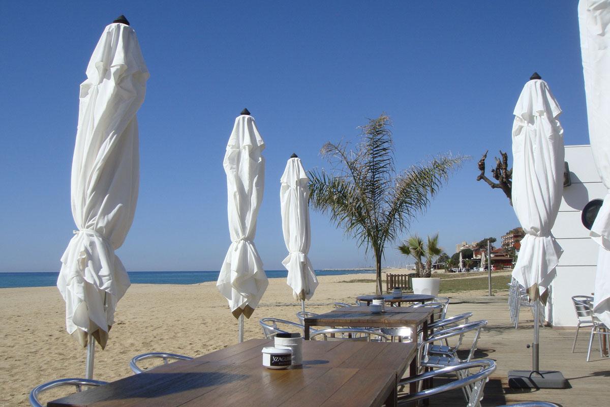 beach south spain