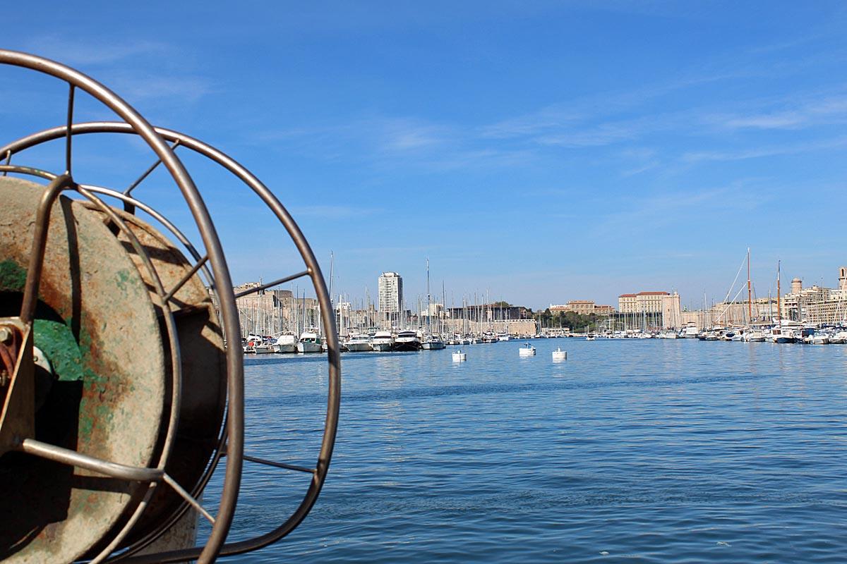 marseille old port