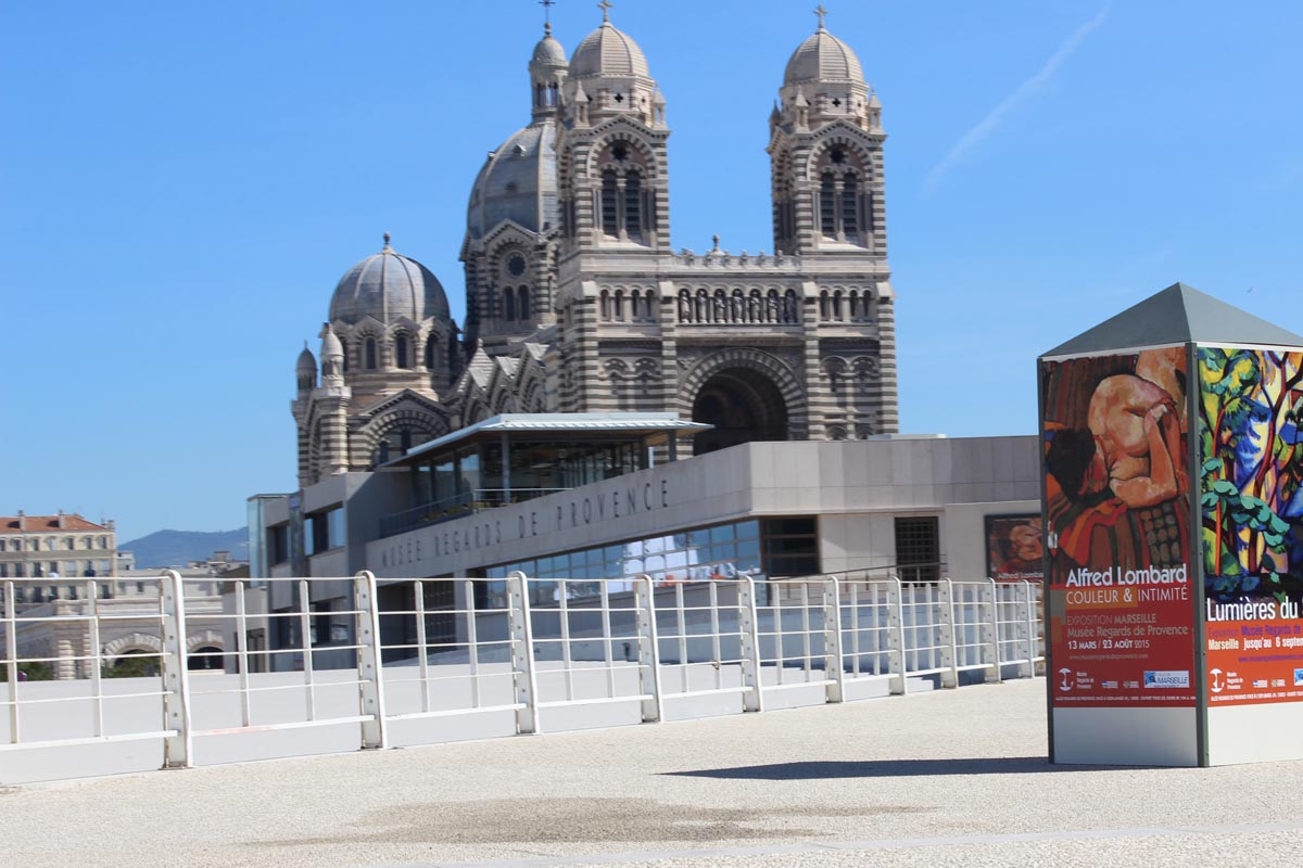 cathedrale in marseille