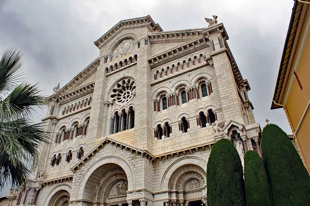 cathedrale of monaco