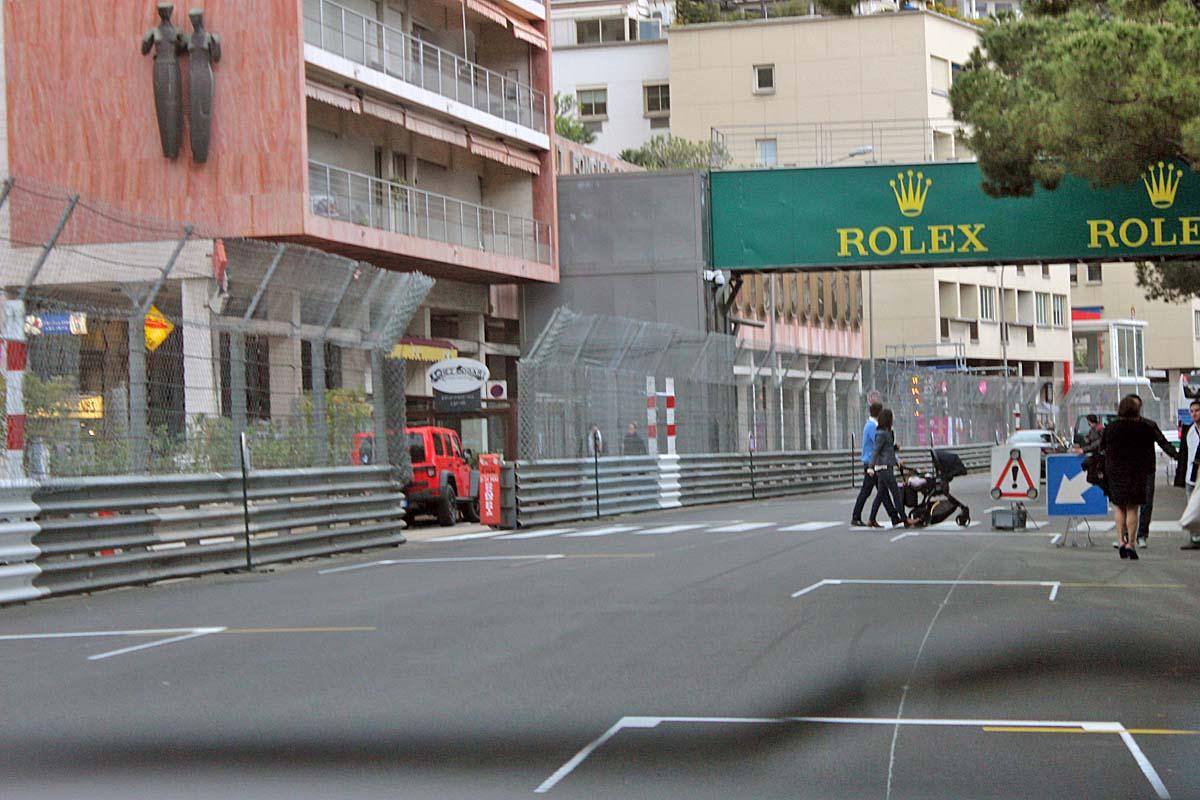 Monaco race formula 1