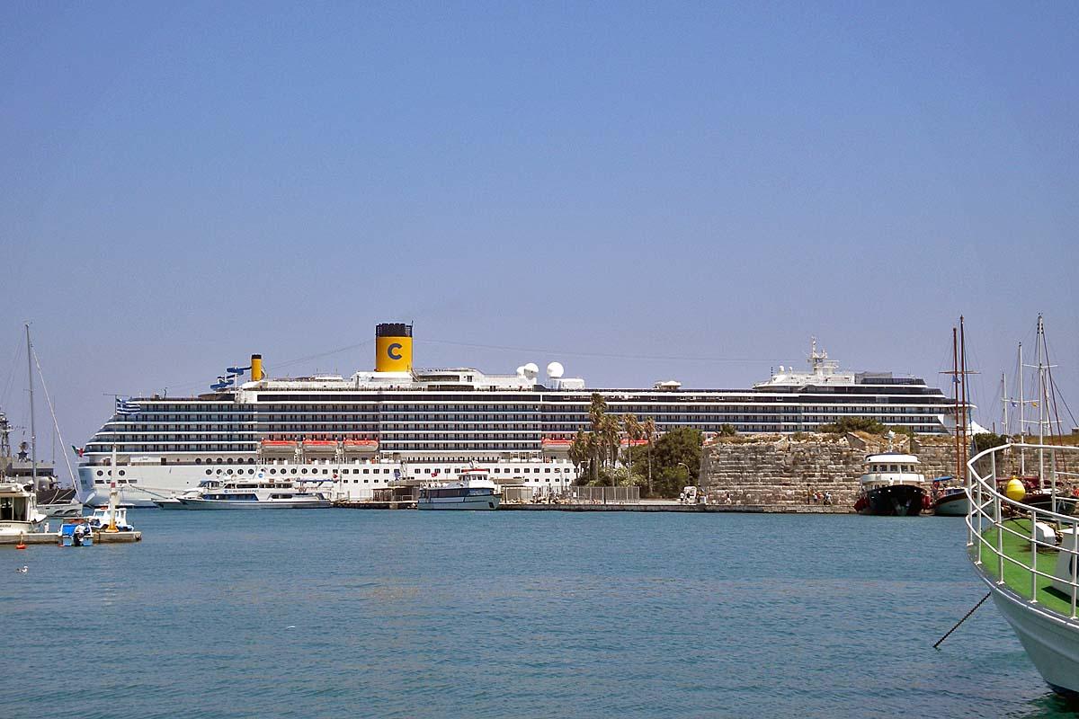 kos port