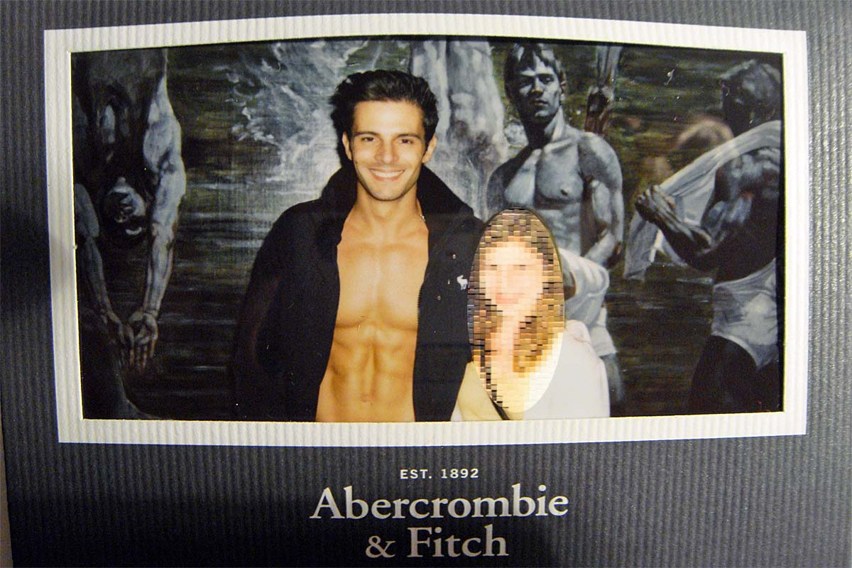 abercrombie fitch milano