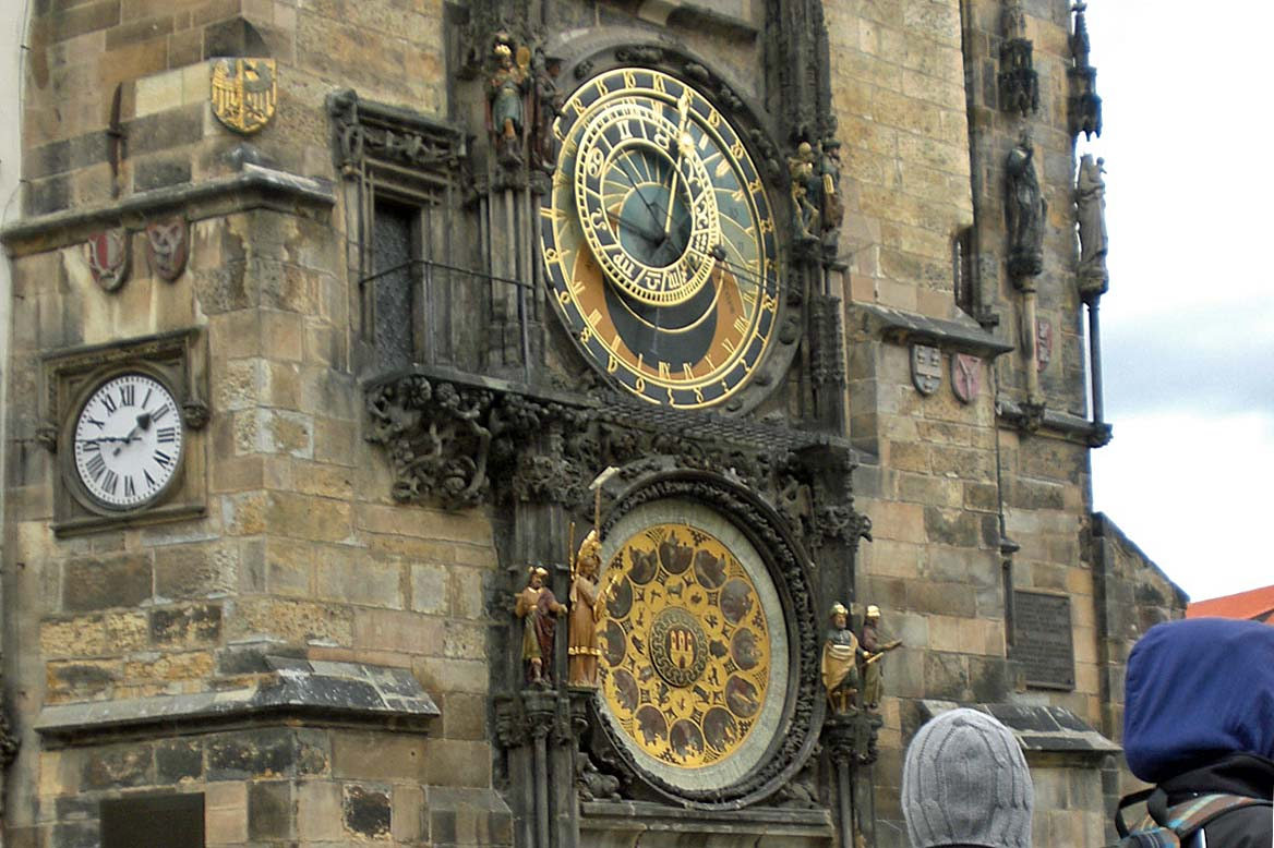 prag clock tower